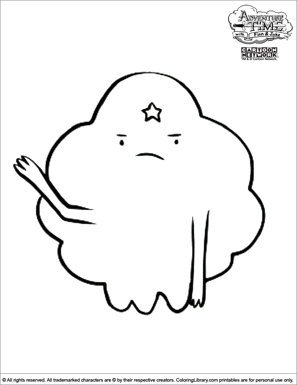 adventure time coloring page - bmo adventure time chibi coloring pages coloring pages