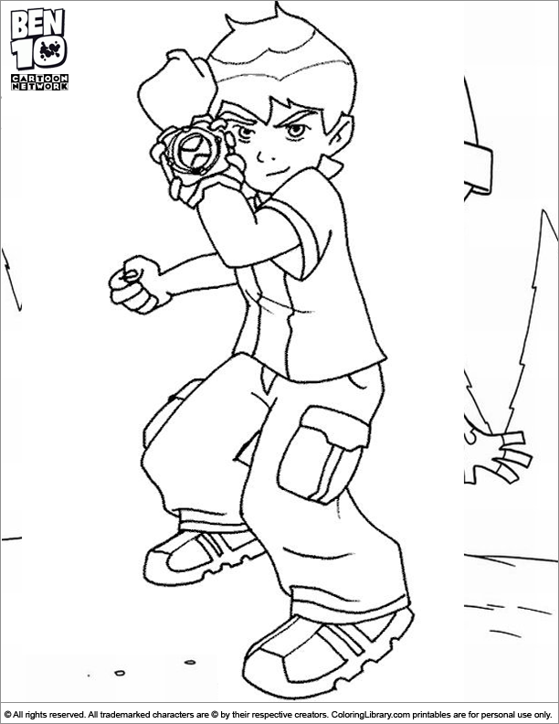ben carson coloring pages - photo#1