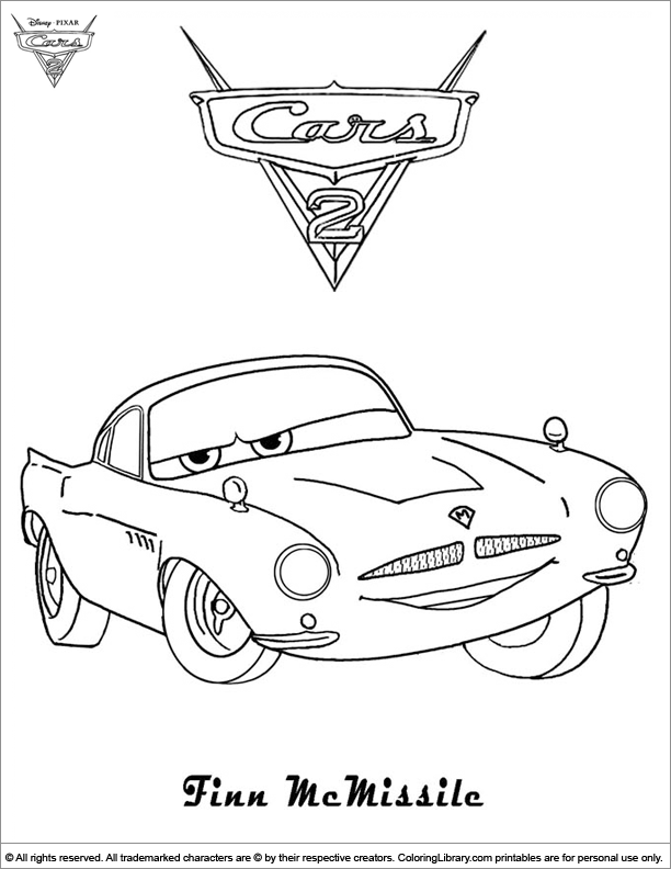 City Police Car Printable Coloring Page | Cars coloring pages ... | 792x612