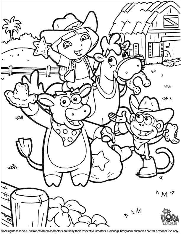 Explorer coloring pages coloring pages for Explorer coloring pages