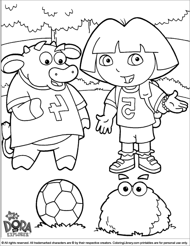 Coloring Pictures 28 Images Disney Pages 4