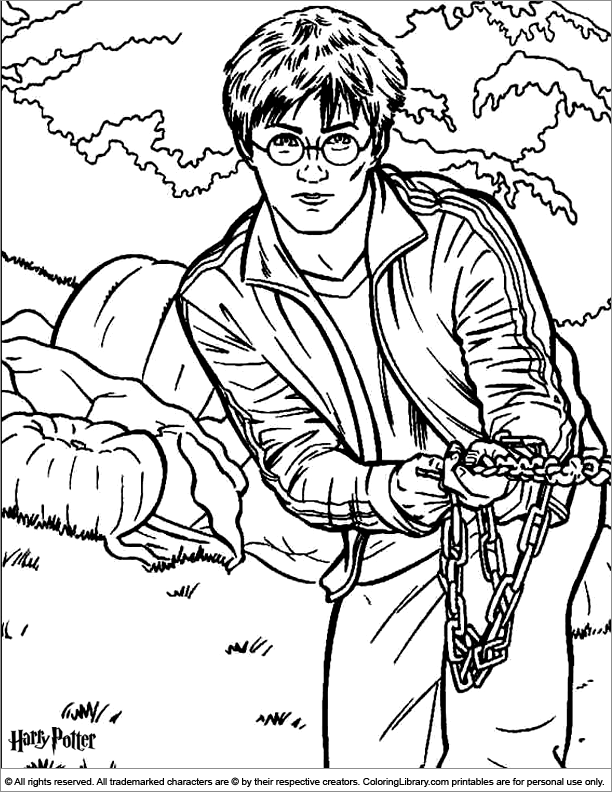 Coloring Pages Harry Potter Deathly Hallows Symbol Sketch ...