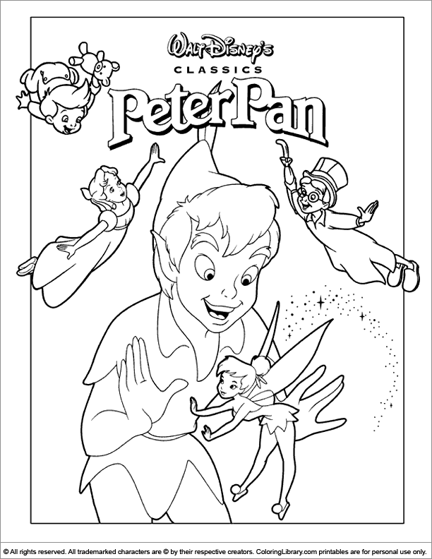 princess tiger lily coloring pages - photo#18
