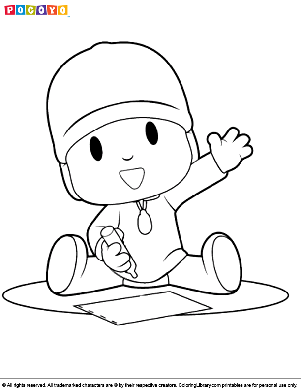 icab coloring book pages - photo#26
