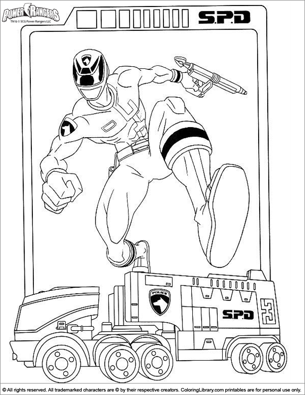 Clutch Powers Pages Coloring Pages