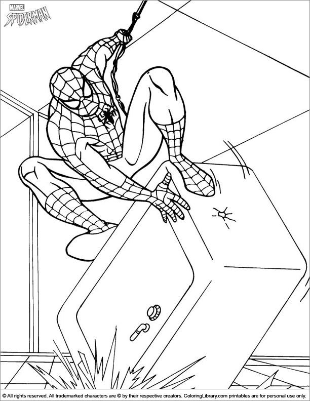 green man coloring pages - photo#33