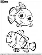 Finding Nemo coloring