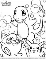 Pokemon Coloring Pages - Coloring Library
