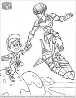 Wreck It Ralph coloring