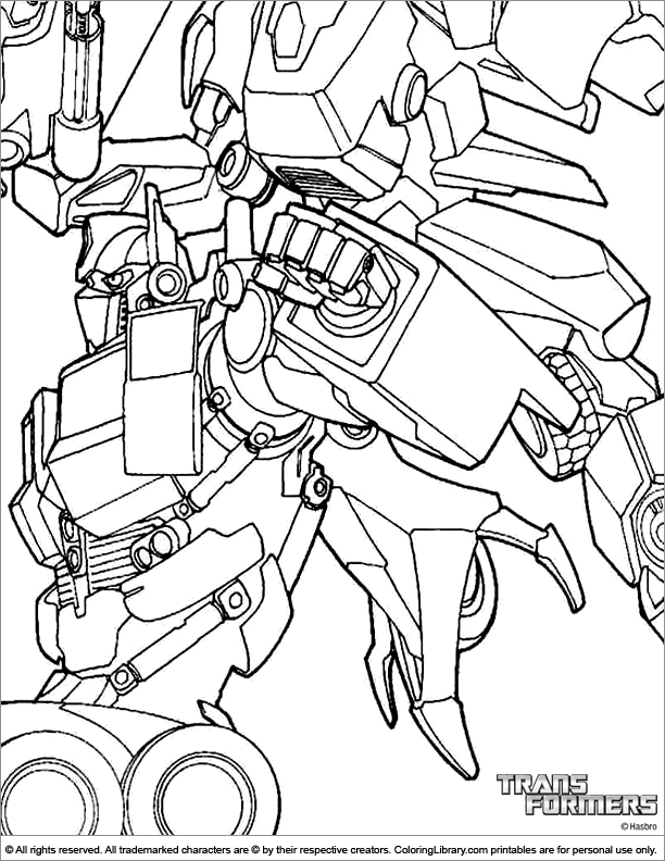 Hound transformers coloring pages coloring coloring pages for Ironhide coloring pages